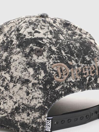 Diesel - C-ACID, Noir/Blanc - Chapeaux - Image 3