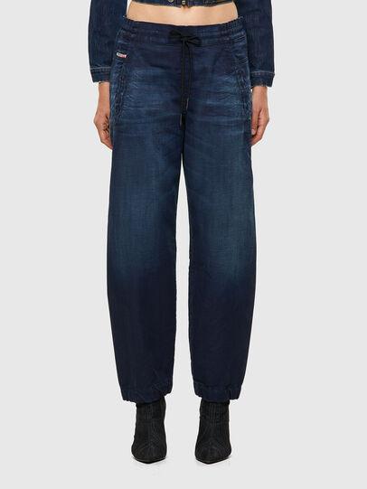 Diesel - Krailey JoggJeans® 069WS, Bleu Foncé - Jeans - Image 1
