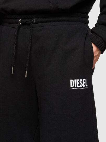 Diesel - P-CROWN-LOGO, Noir - Shorts - Image 3