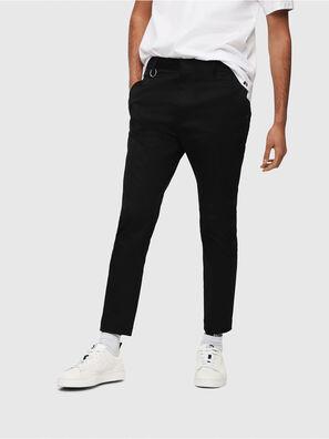 P-MAD-ICHIRO, Noir - Pantalons