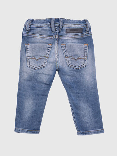 Diesel - KROOLEY-B-N JOGGJEANS, Bleu Clair - Jeans - Image 2