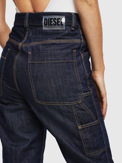 Diesel - CC-D-FRANK, Bleu Foncé - Pantalons - Image 2