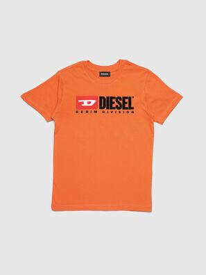 TJUSTDIVISION, Orange - T-shirts et Hauts