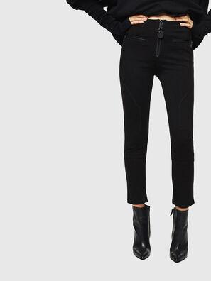 P-AITUK, Noir - Pantalons