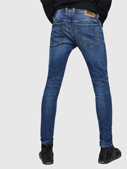 Diesel - Sleenker 069FZ, Bleu moyen - Jeans - Image 2