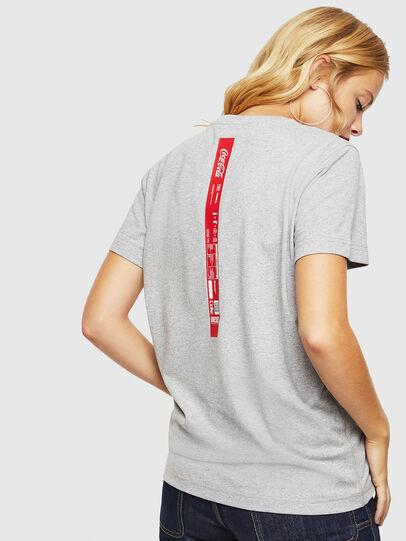 Diesel - CC-T-DIEGO-COLA, Gris - T-Shirts - Image 4