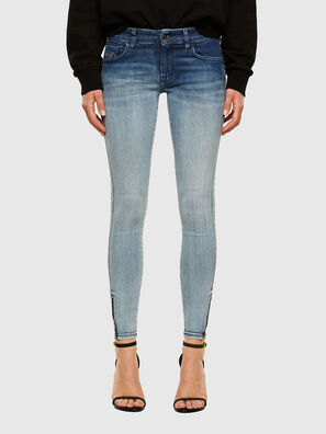 Slandy Low 009CV, Bleu Clair - Jeans