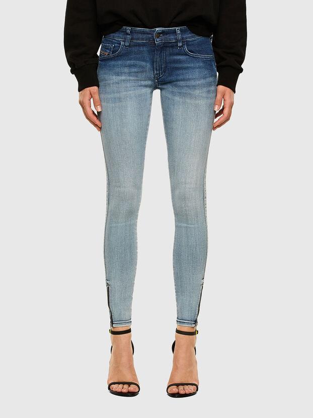 Slandy Low 009CV, Bleu Clair - Jeans