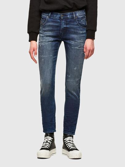 Diesel - Krailey JoggJeans® 069SL, Bleu Foncé - Jeans - Image 1