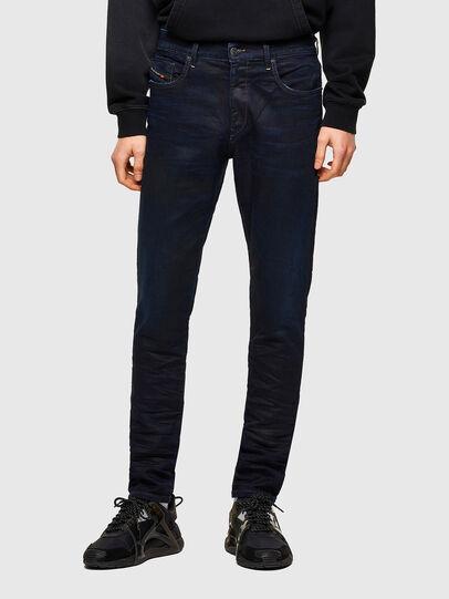 Diesel - D-Strukt JoggJeans® 069RW, Bleu Foncé - Jeans - Image 1