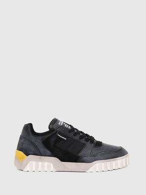 S-RUA LOW90, Bleu/Noir - Baskets