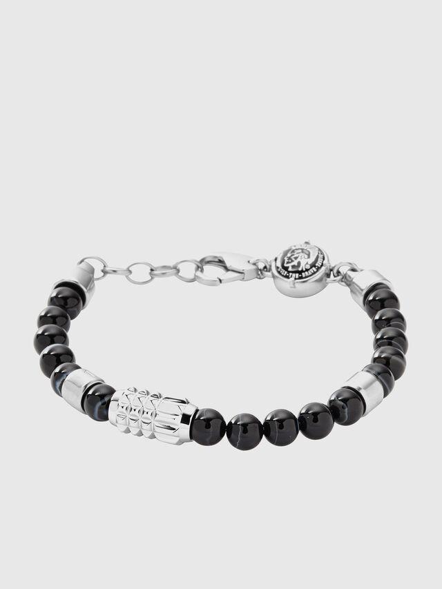 Diesel - DX0847, Noir/Gris - Bracelets - Image 1