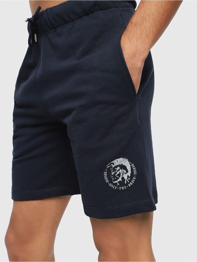 Diesel - UMLB-PAN, Bleu Marine - Pantalons - Image 3