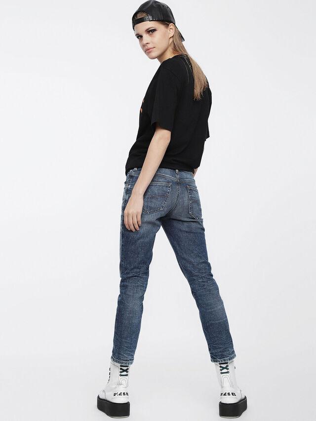 Diesel - Belthy 084ZX, Bleu moyen - Jeans - Image 2