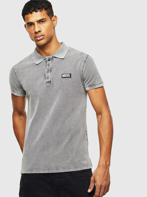 T-RANDY-NEW-S3, Gris - Polos