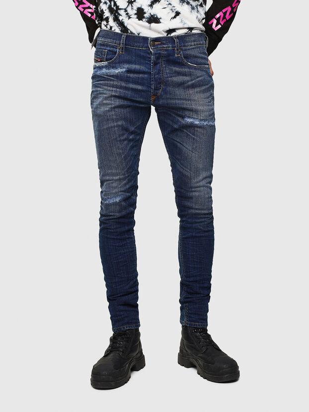 Tepphar 0098N, Bleu Foncé - Jeans