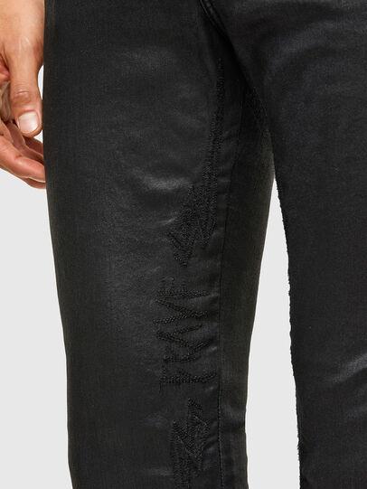 Diesel - D-REEFT JoggJeans® 069TE, Noir/Gris foncé - Jeans - Image 5