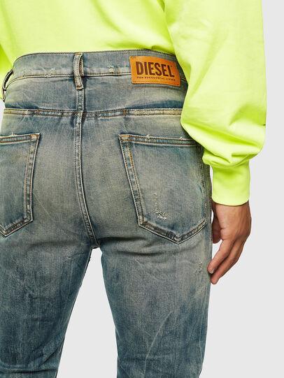 Diesel - D-Eetar 0098G, Bleu moyen - Jeans - Image 4