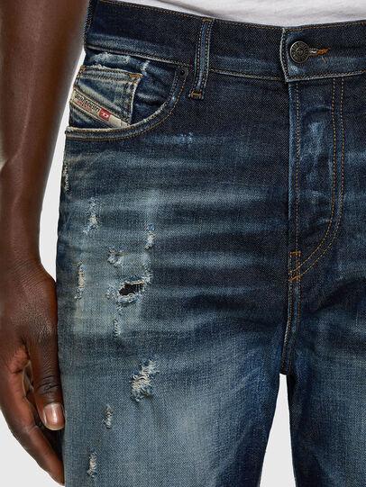 Diesel - D-Vider 0092I, Bleu Foncé - Jeans - Image 3