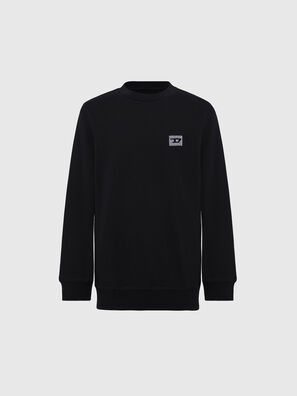 UMLT-WILLY, Noir - Pull Cotton
