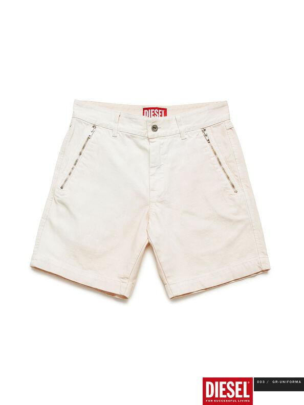 GR02-P303, Blanc - Shorts