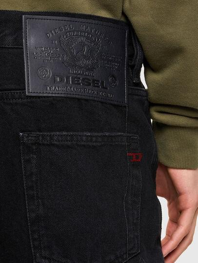 Diesel - D-STRUKT-SHORT, Noir - Shorts - Image 4