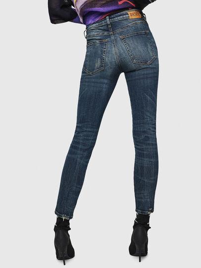 Diesel - Babhila 069GC, Bleu Foncé - Jeans - Image 2
