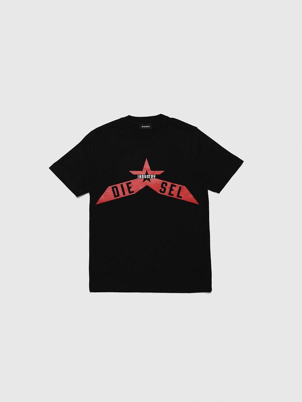 TDIEGOA7, Noir - T-shirts et Hauts