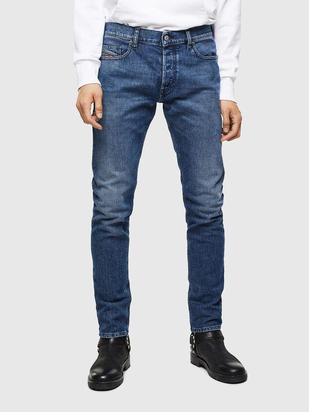 D-Luster 0095H, Bleu moyen - Jeans
