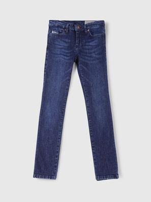 SKINZEE-LOW-J-N, Bleu Foncé - Jeans