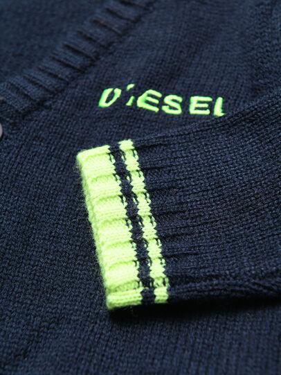 Diesel - KAPIB, Bleu/Vert - Pull Maille - Image 3