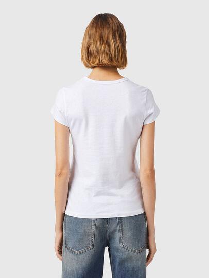 Diesel - T-SLICUP-B3, Blanc - T-Shirts - Image 2