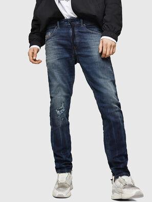Thommer JoggJeans 069HI, Bleu Foncé - Jeans