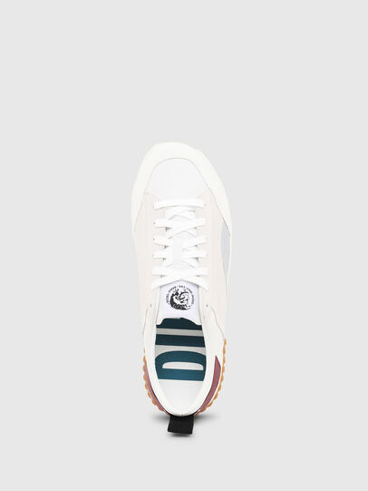 Diesel - S-BULLY LC, Blanc/Rouge - Baskets - Image 4