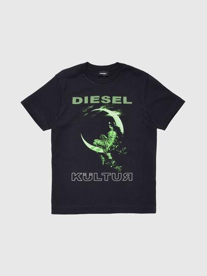 Diesel - TJUSTXS, Noir - T-shirts et Hauts - Image 1