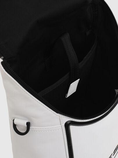 Diesel - SPYNEA, Blanc/Noir - Sacs à dos - Image 5
