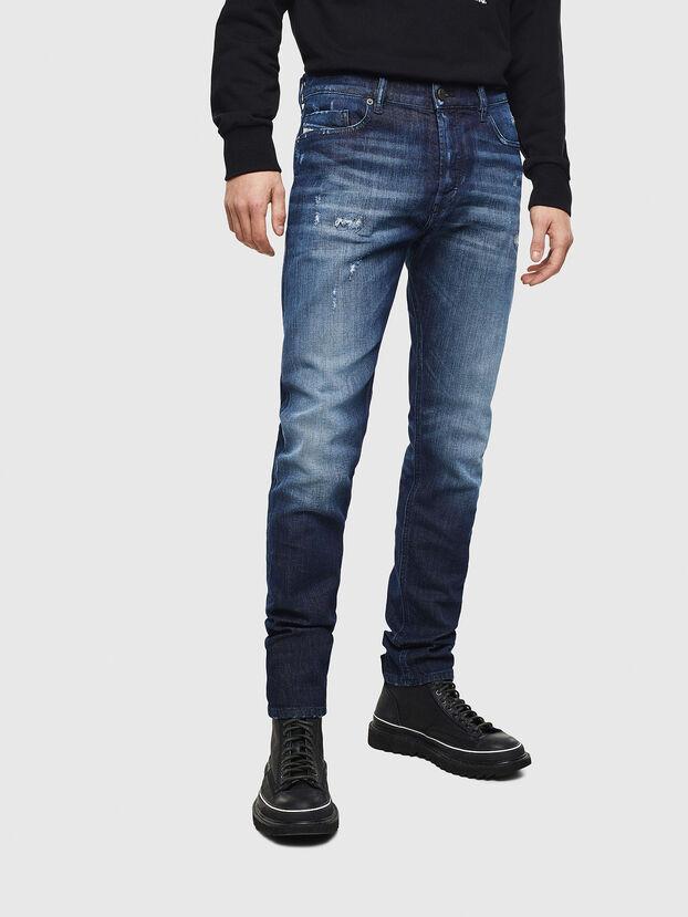 Tepphar 0095R, Bleu moyen - Jeans