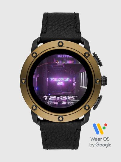 Diesel - DT2016, Noir/Bronze - Smartwatches - Image 1