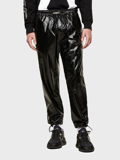 Diesel - P-TOLLER-RIP, Noir - Pantalons - Image 1