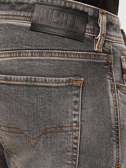 Diesel - Sleenker 009FW, Gris Clair - Jeans - Image 4