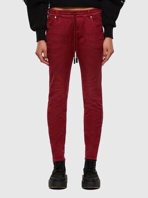 Krailey JoggJeans 0670M, Rouge - Jeans