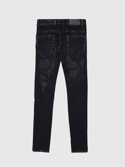 Diesel - THOMMER-J, Noir - Jeans - Image 2