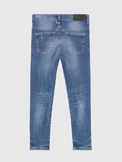 Diesel - D-SLANDY-HIGH-J, Bleu moyen - Jeans - Image 2