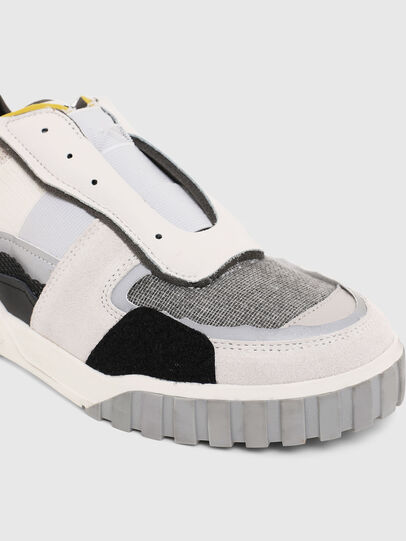 Diesel - S-RUA LOW DEC, Blanc - Baskets - Image 5