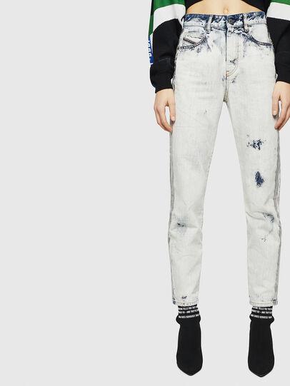 Diesel - D-Eiselle 0890Q, Bleu Clair - Jeans - Image 1
