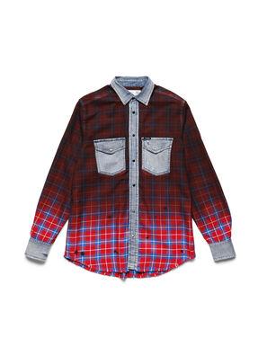 D-DEEPCHECK-B, Rouge - T-Shirts