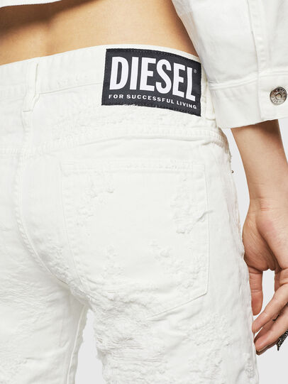Diesel - D-Rifty 069GY, Blanc - Jeans - Image 6