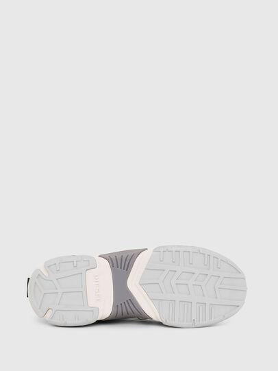 Diesel - S-KIPPER LOW TREK, Blanc/Gris - Baskets - Image 4