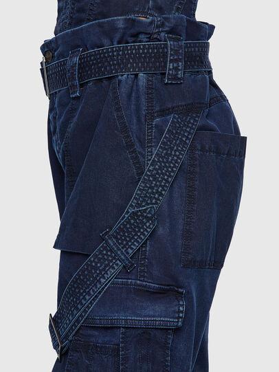 Diesel - D-Fedry JoggJeans® 0CBBZ, Bleu Foncé - Jeans - Image 5