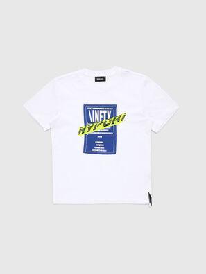 TJUSTY7, Blanc - T-shirts et Hauts